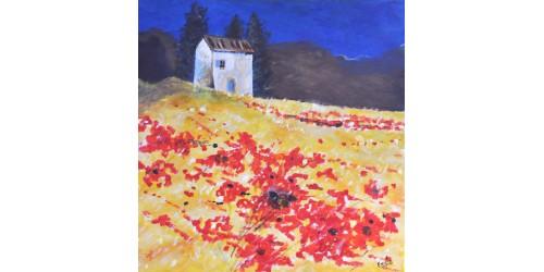 Toile La Provence